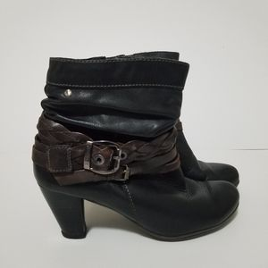 Pikolinos size 38 leather boots